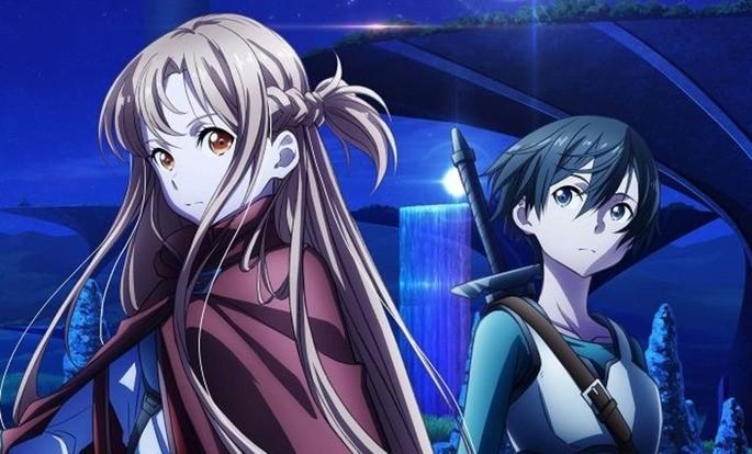 53 - Estrenos anime otoño - Sword Art Online Progressive Movie - Hoshi Naki Yoru no Aria