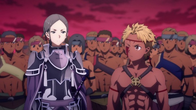 53 Sword Art Online Alicization - War of Underworld Recap Anime Abril