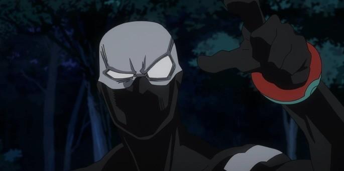 54 Jin Bubaigawara Boku No Hero Academia Personajes