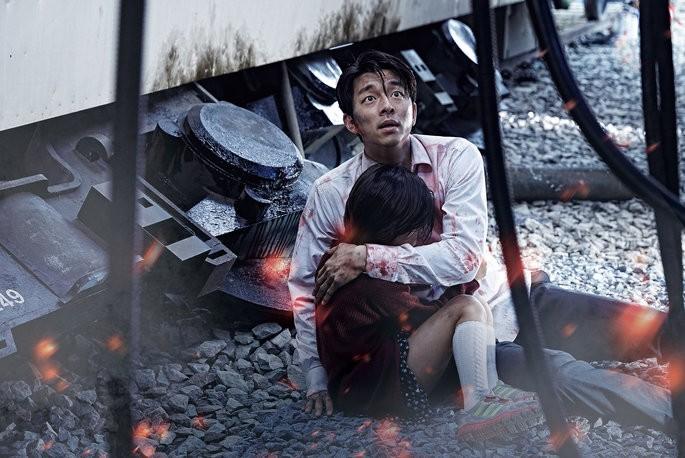 55 Peliculas de terror - Train to Busan