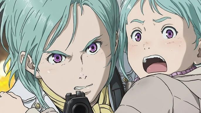 56 - Estrenos anime otoño - Koukyoushihen Eureka Seven Hi-Evolution 3 Eureka