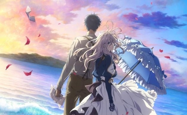57 Violet Evergarden Movie Estrenos Anime Abril
