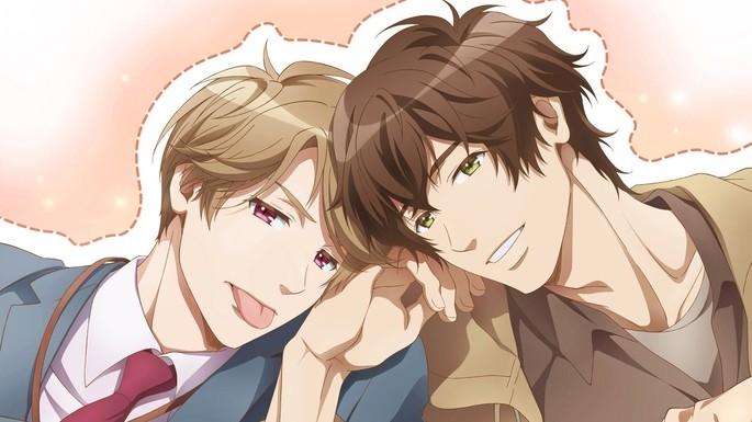 58 Estrenos anime otoño - Yes ka No ka Hanbun ka