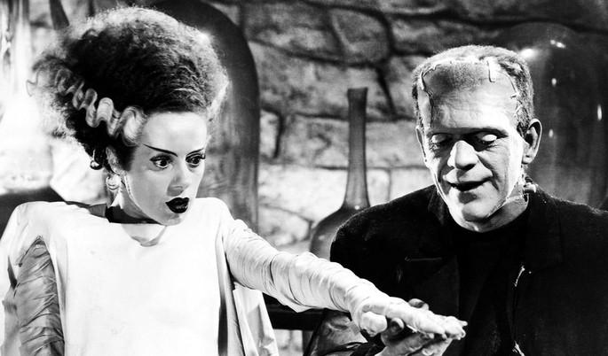 58 The Bride of Frankenstein Películas Ciencia Ficción