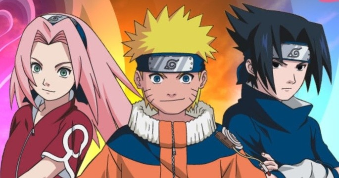 59 Animes de accion - Naruto