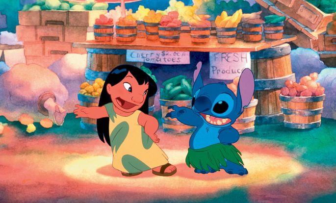 59 Peliculas animadas - Lilo & Stitch