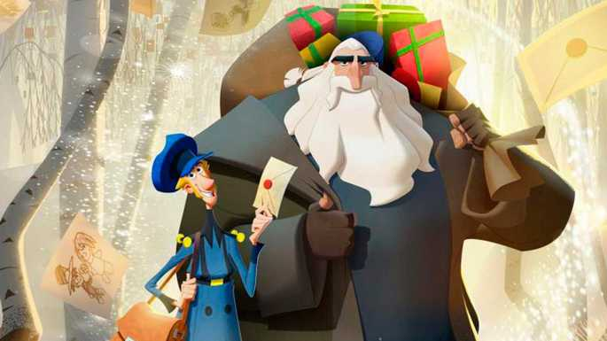 59 Peliculas de Navidad - Klaus