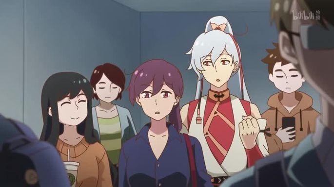 6 Anime estrenos noviembre - Han Hua Ri Ji 2nd Season