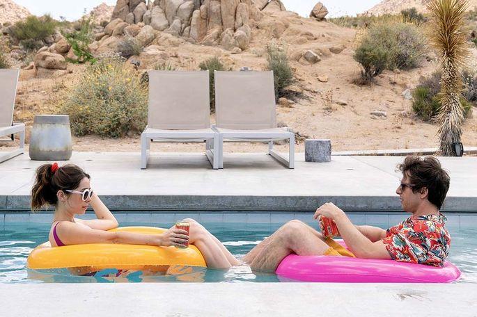 6 - Comedias Románticas - Palm Springs