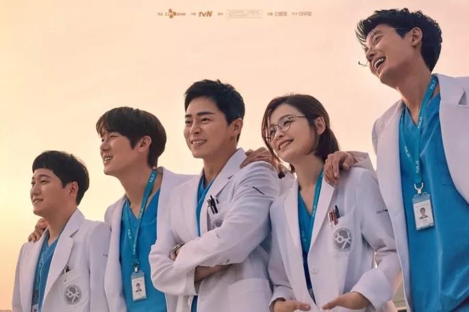 6 - Doramas famosos internacionalmente - Hospital Playlist