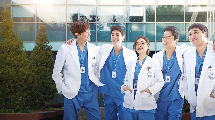6 - Doramas románticos - Hospital Playlist