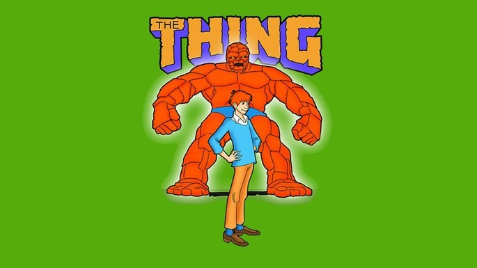 6 - Fred and Barney Meet the Thing 1979