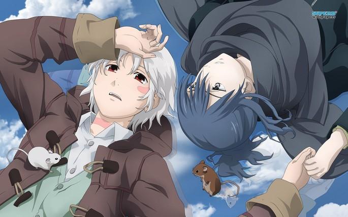 6 - Los mejores anime yaoi - No.6