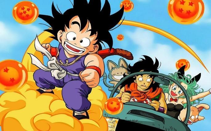 6 - Mejores anime de la historia - Dragon Ball