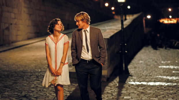 6 Midnight in Paris Netflix Películas Julio