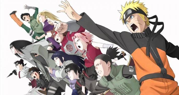 6 - Naruto películas - Naruto Shippūden Los Herederos de la Voluntad de Fuego