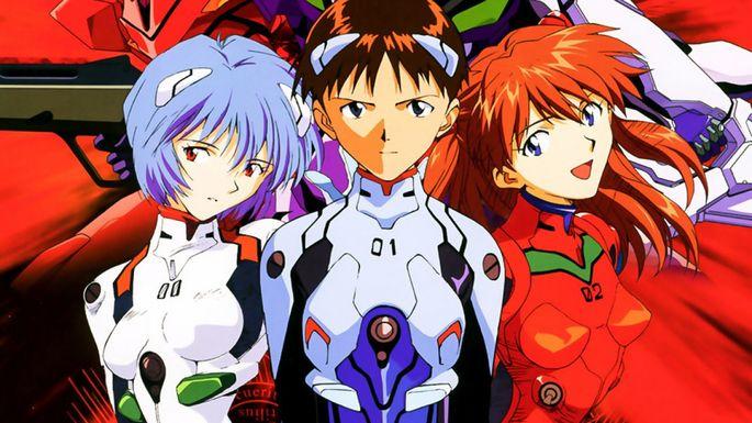 6 Neon Genesis Evangelion Anime Netflix