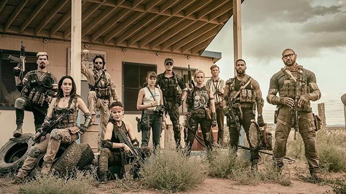 6 - Películas de acción - Army of the Dead