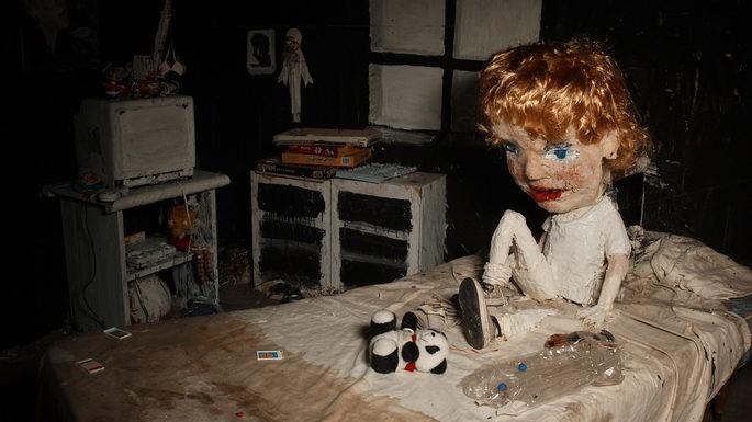 6 Peliculas de terror - The Wolf House