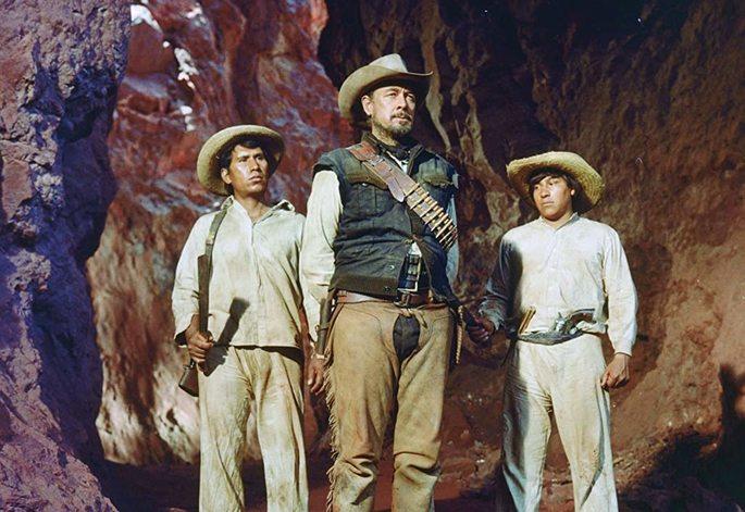 6 - Películas del oeste - The Wild Bunch