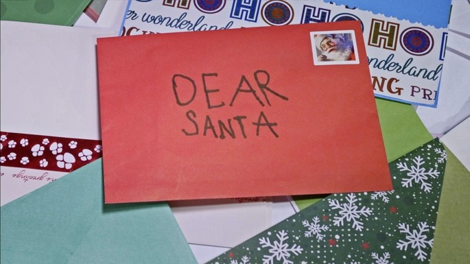 6 - Películas infantiles - Dear Santa
