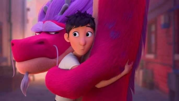 6 - Películas infantiles - Wish Dragon