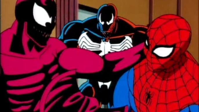 6 - Series de los 90 - Spider-Man La serie animada