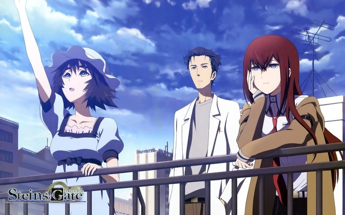 6 Steins Gate Anime Netflix