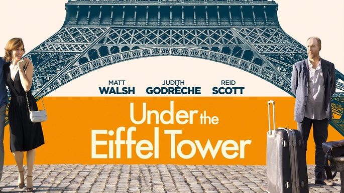 6. Under the Eiffel Tower - Películas románticas