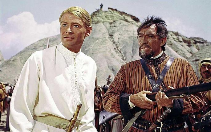 60 Lawrence of Arabia Peliculas Guerra