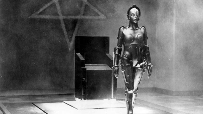 60 Metropolis Películas Ciencia Ficción