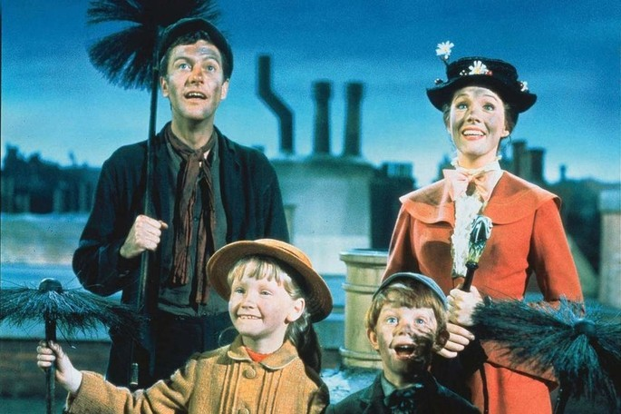 61 Mejores Peliculas Disney - Mary Poppins
