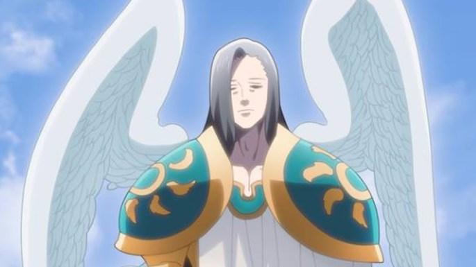 61 Nanatsu No Taizai Personajes - Ludociel