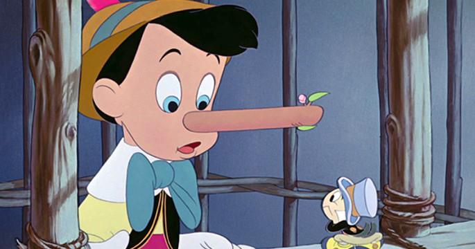61 Peliculas animadas -  Pinocchio