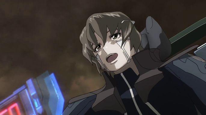 63 Estrenos anime otoño - Soukyuu no Fafner Dead Aggressor - The Beyond Part 3