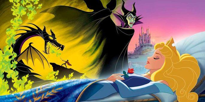 64 Mejores Peliculas Disney - La bella durmiente