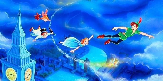 66 Mejores Peliculas Disney - Peter Pan