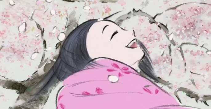 67 Peliculas animadas - The Tale of the Princess Kaguya