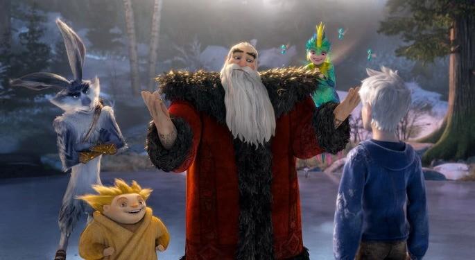 67 Peliculas de Navidad - Rise of the Guardians