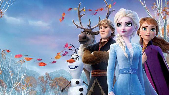 68 Peliculas de Navidad - Frozen