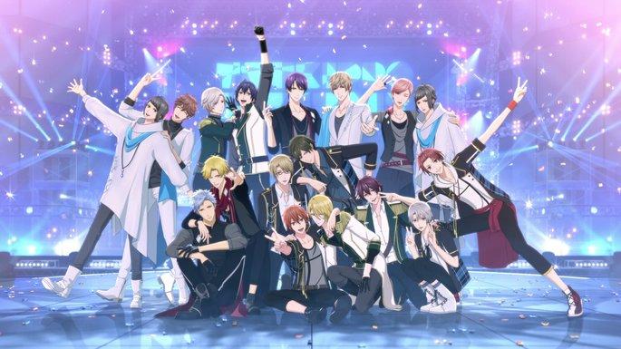 7 - Anime estrenos verano - Tsukipro The Animation 2