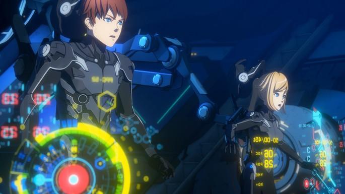 7 - Estrenos anime marzo - Pacific Rim Ankoku no Tairiku