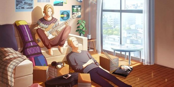 7 Given Movie Estrenos Anime Agosto