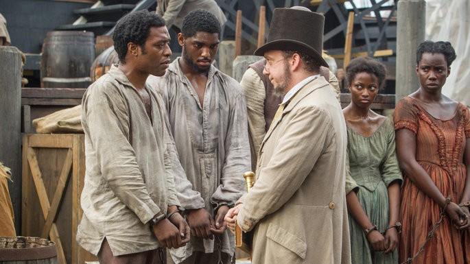 7 - Las mejores películas de drama - 12 años de esclavitud