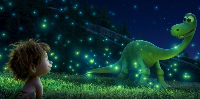 7 Mejores Peliculas Disney - Un Gran Dinosaurio