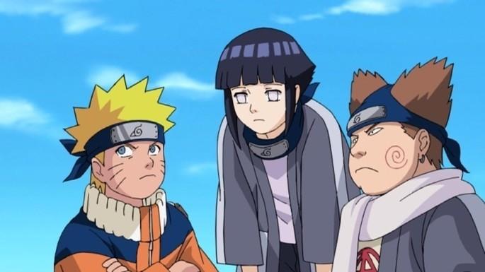 7 Naruto episodios relleno