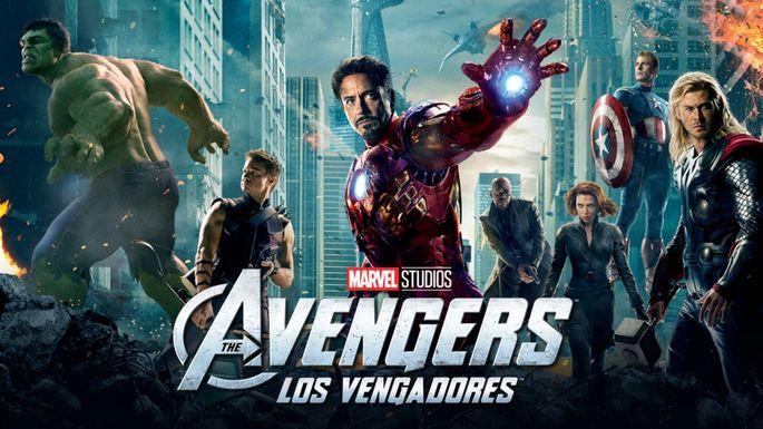 7 - Orden cronológico películas de Marvel - The Avengers Los Vengadores