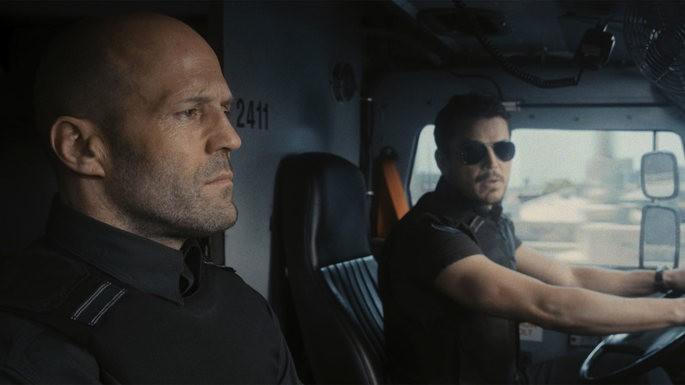 7 - Películas de acción - Wrath of Man