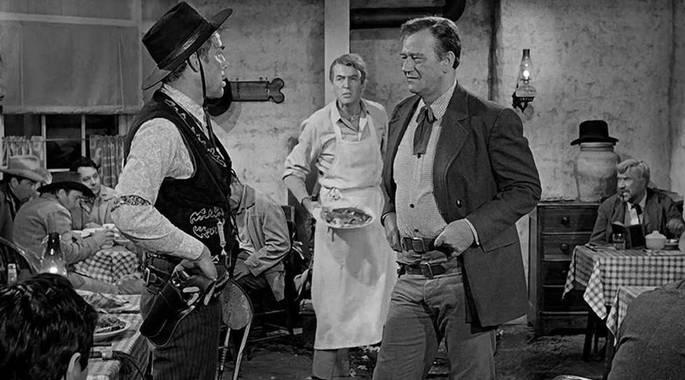 7 - Películas del oeste - The Man Who Shot Liberty Valance