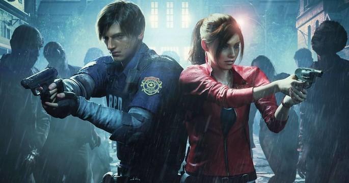7 Resident Evil 2 Juegos de terror